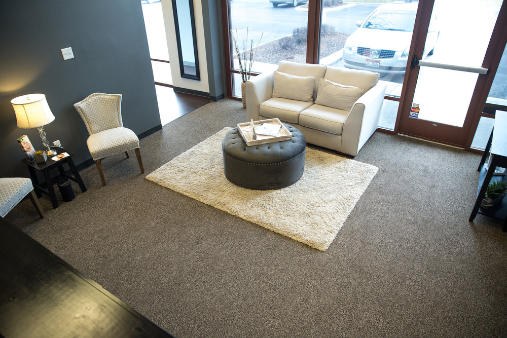 Meridian, Idaho's premiere medispa offers a comfortable, classy environment.
