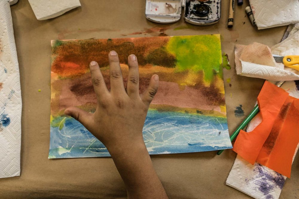 Santa Paula Art Museum Outreach Workshops
