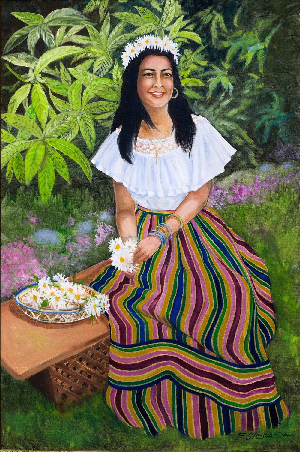 SANTA PAULA ART MUSEUM RAMONA BY HOPE DOERING