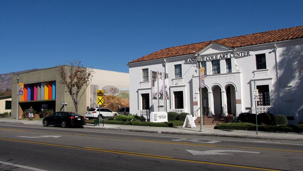 Santa Paula Art Museum Campus