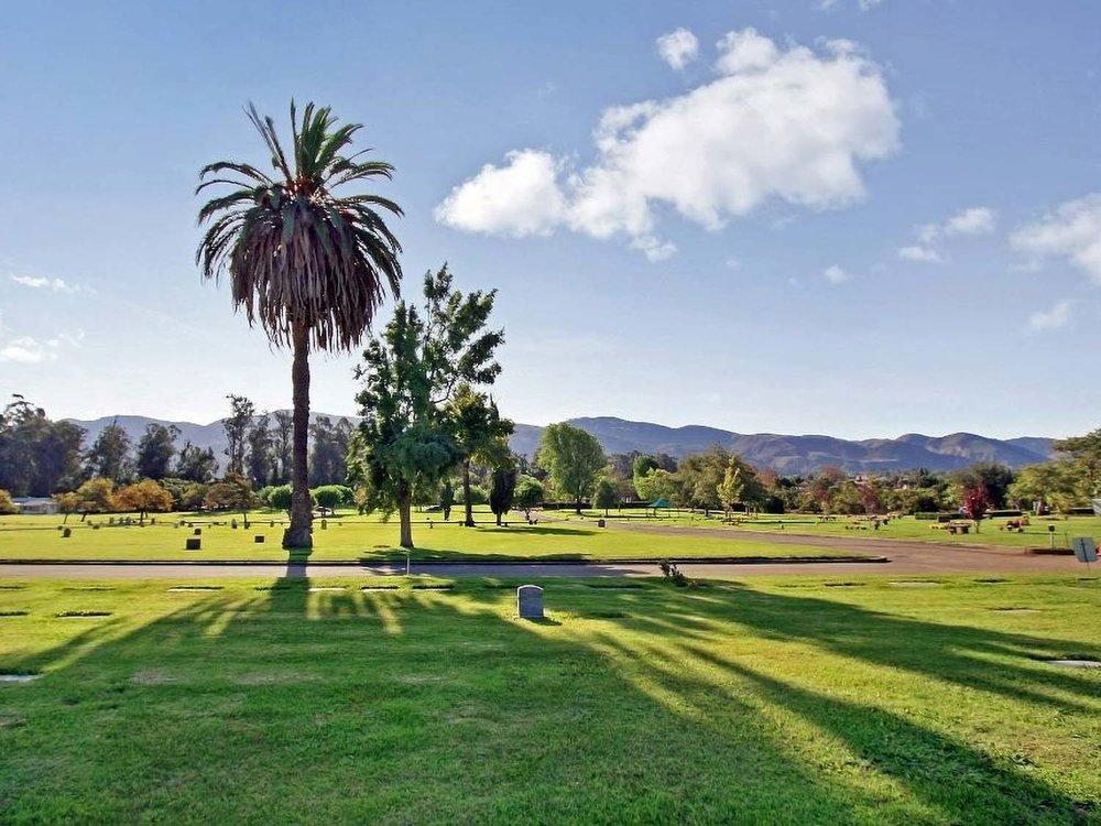 Pierce Brothers Santa Paula Cemetery