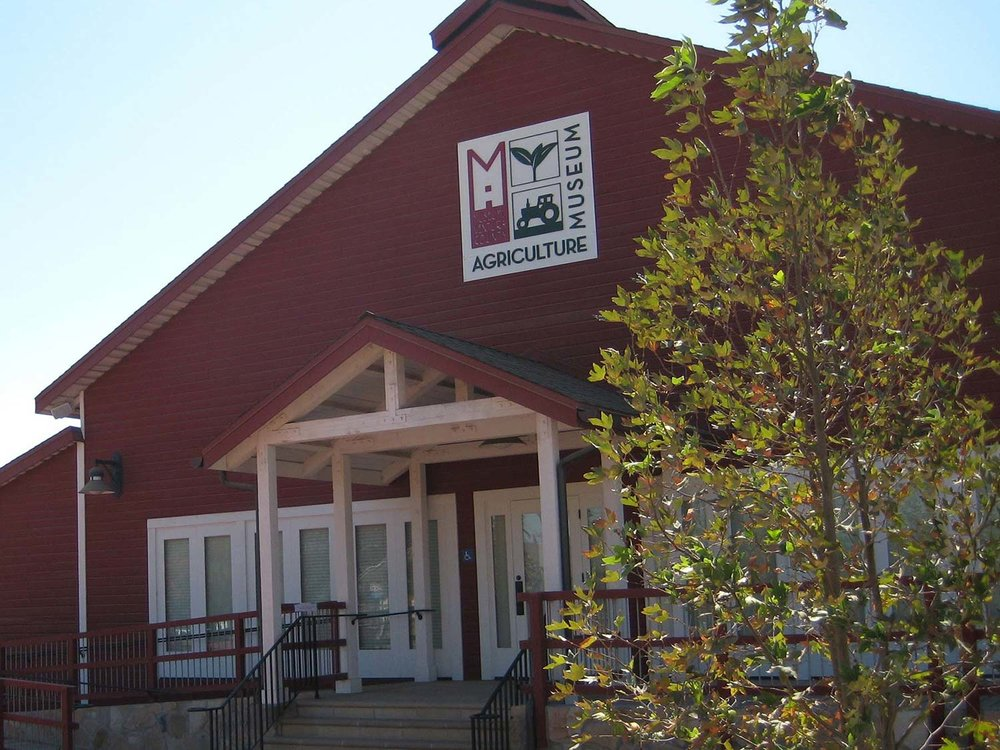 MVC Agriculture Museum