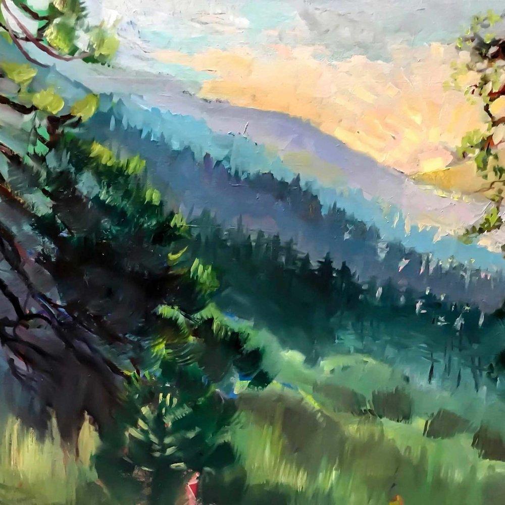 Lisa Mahony Art