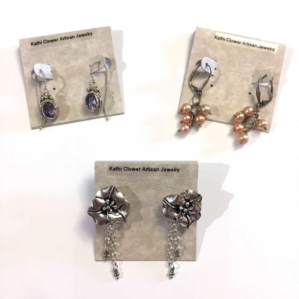 Kathi Clower Jewelry