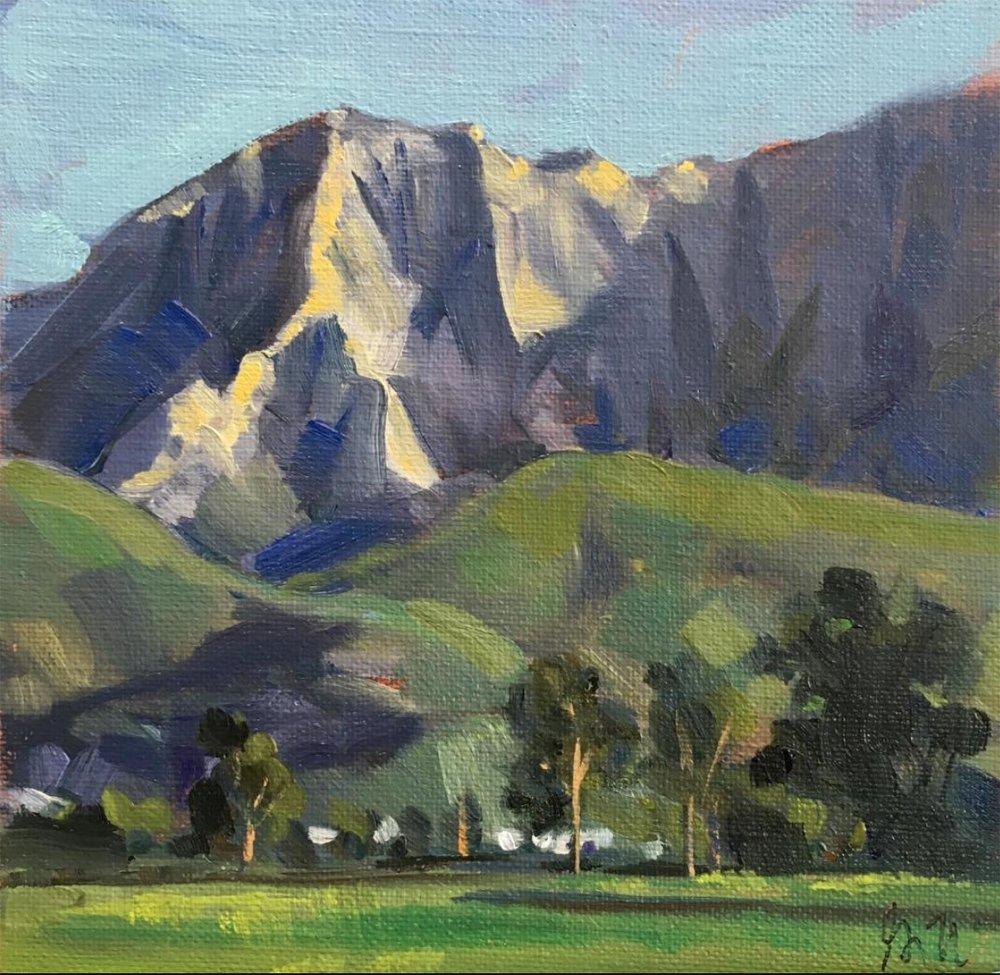 Gina Niebergall Art