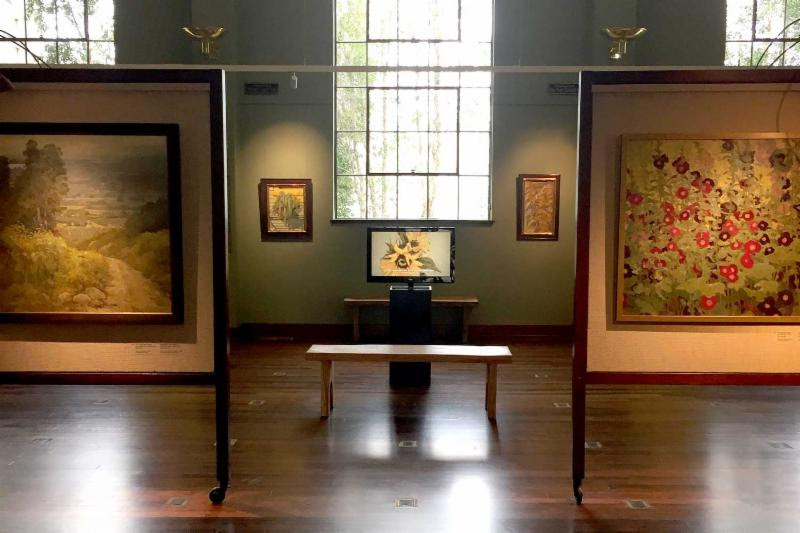 santa paula art museum installation