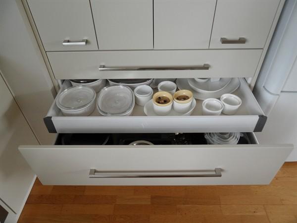 Blum drawer within a drawer