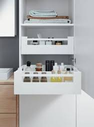 Blum Internal Drawer(s) in white