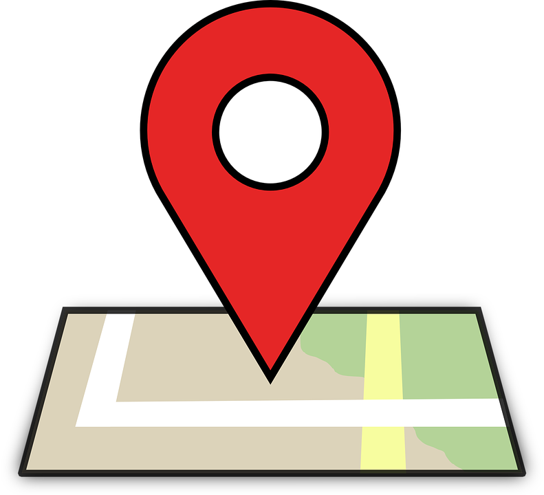Map marker - your church could be our next training centre