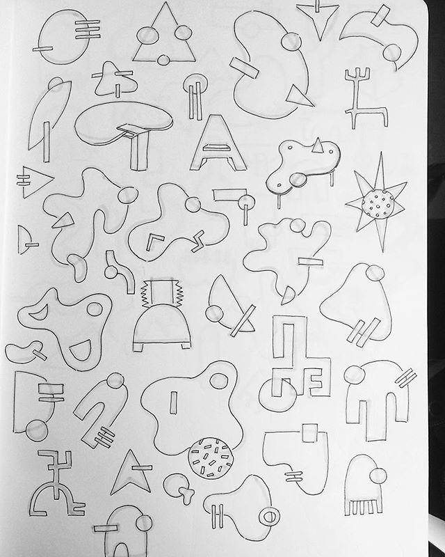 Doodles . . . . . . . . . #productdesign #design #furniture #furnituredesign #industrialdesign #muebles #diseño #diseñoindustrial #makersgonnamake #makersmovement #productdesign #details #design #wood #woodworking #natural #handmade #localart #localdesign #philadelphia #philadelphiadesigner #interiordesign #diseñoespañol #diseñoartesanal #diseñointerior #sketches #doodles #dibujos