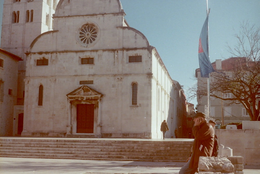 Zadar, Croatia | December 2017 | 35mm