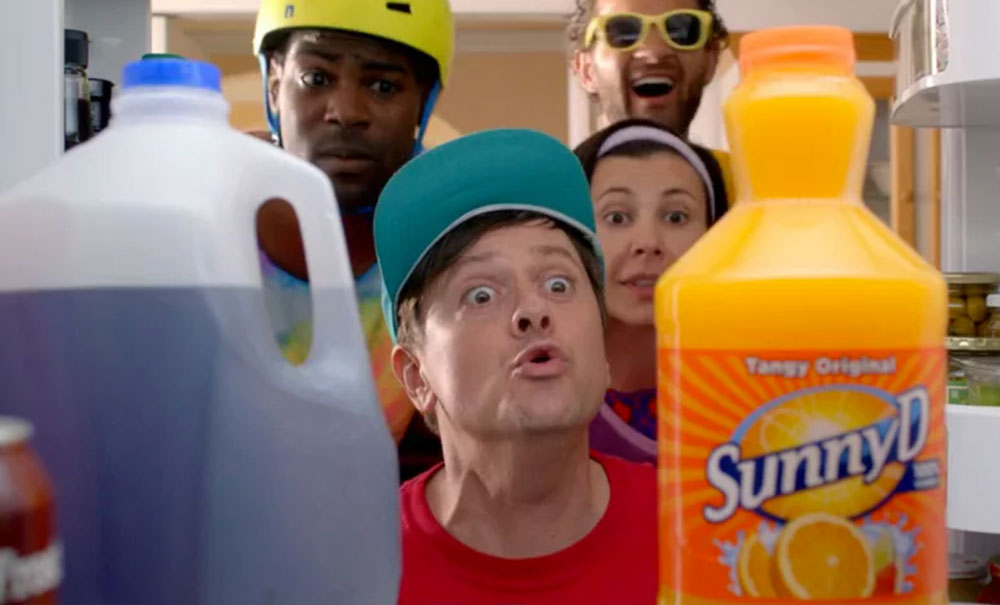 SunnyD Beverage Co