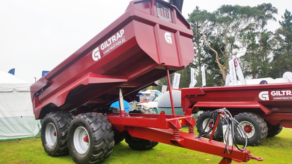 Hardox Agricultural Trailer