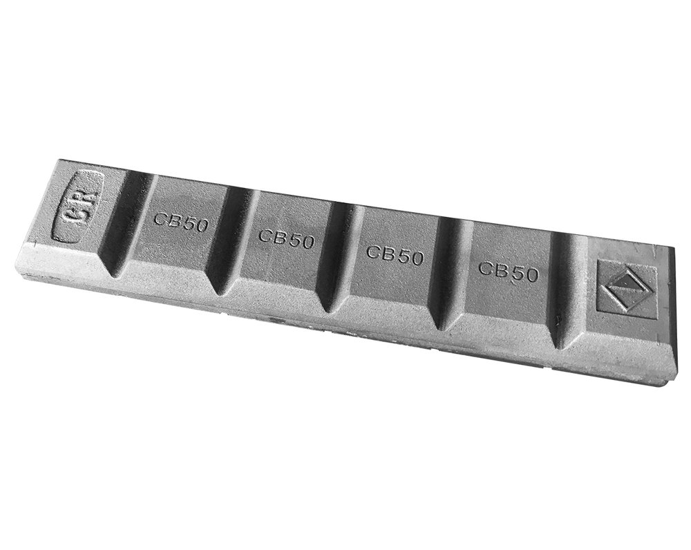 Domite - Chocky Blocks, Wear Buttons, Bars, Knives