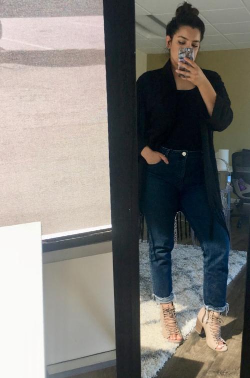 street style fringe jacket