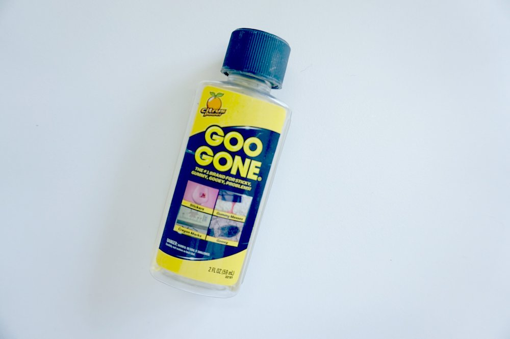 goo gone-thrift magic