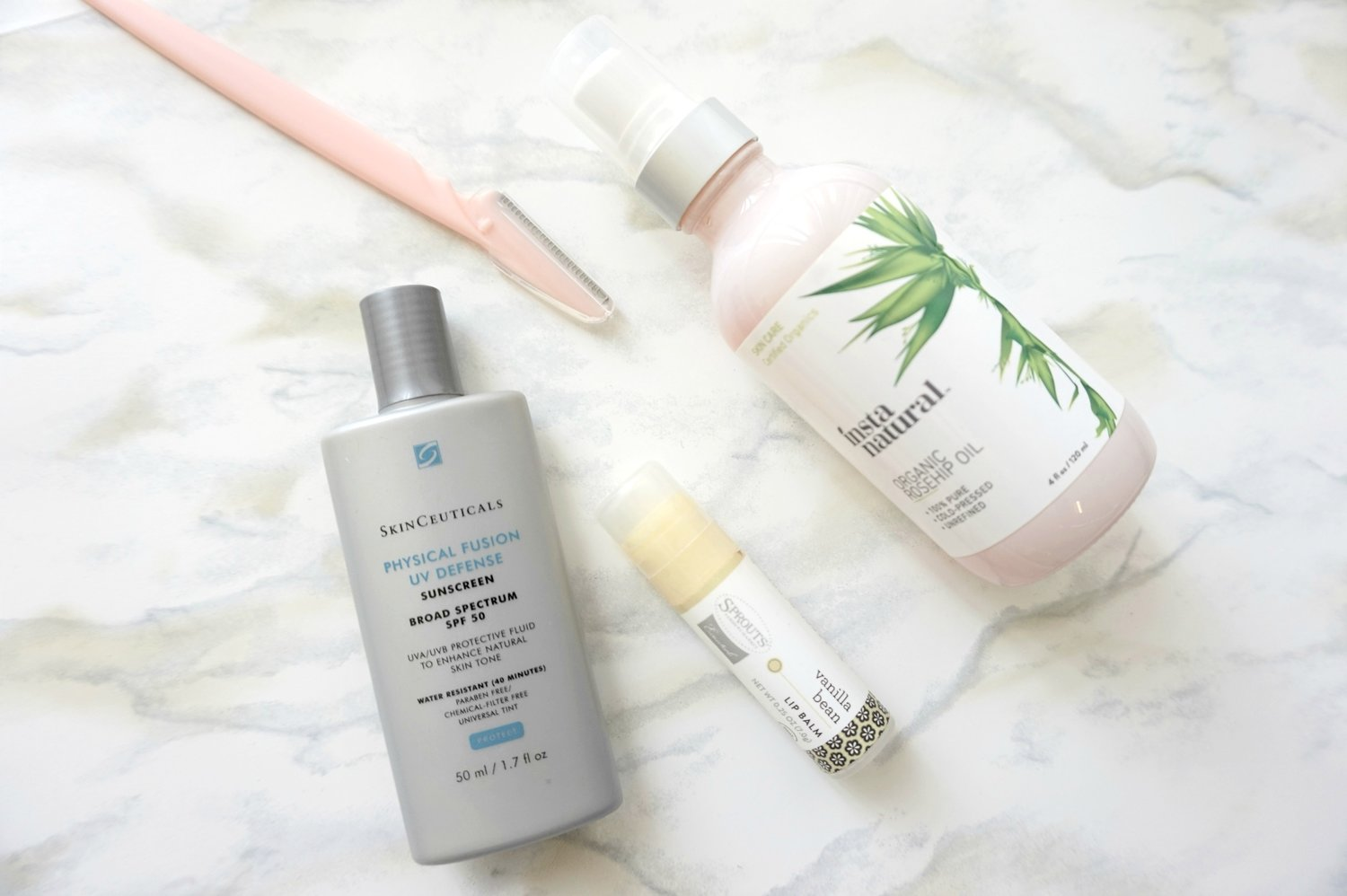skincare favorite products