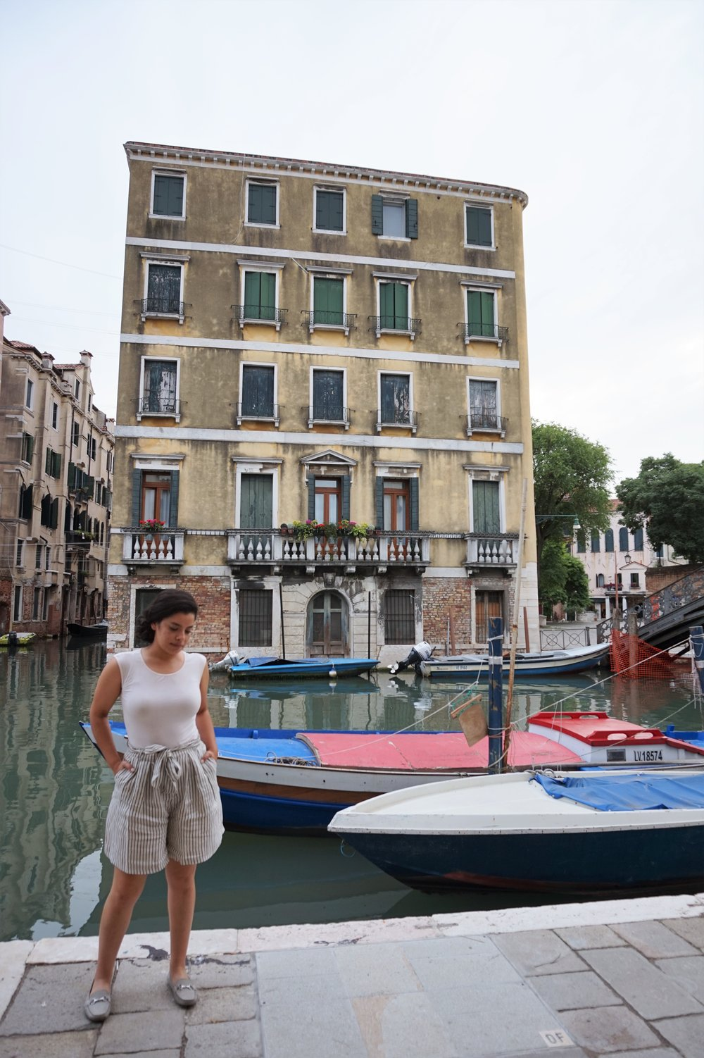 traveling to venice on a budget