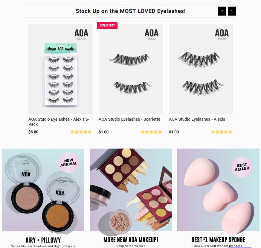shopmissa.com store review