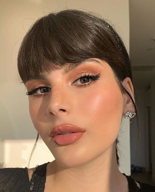 easy monochromatic makeup looks