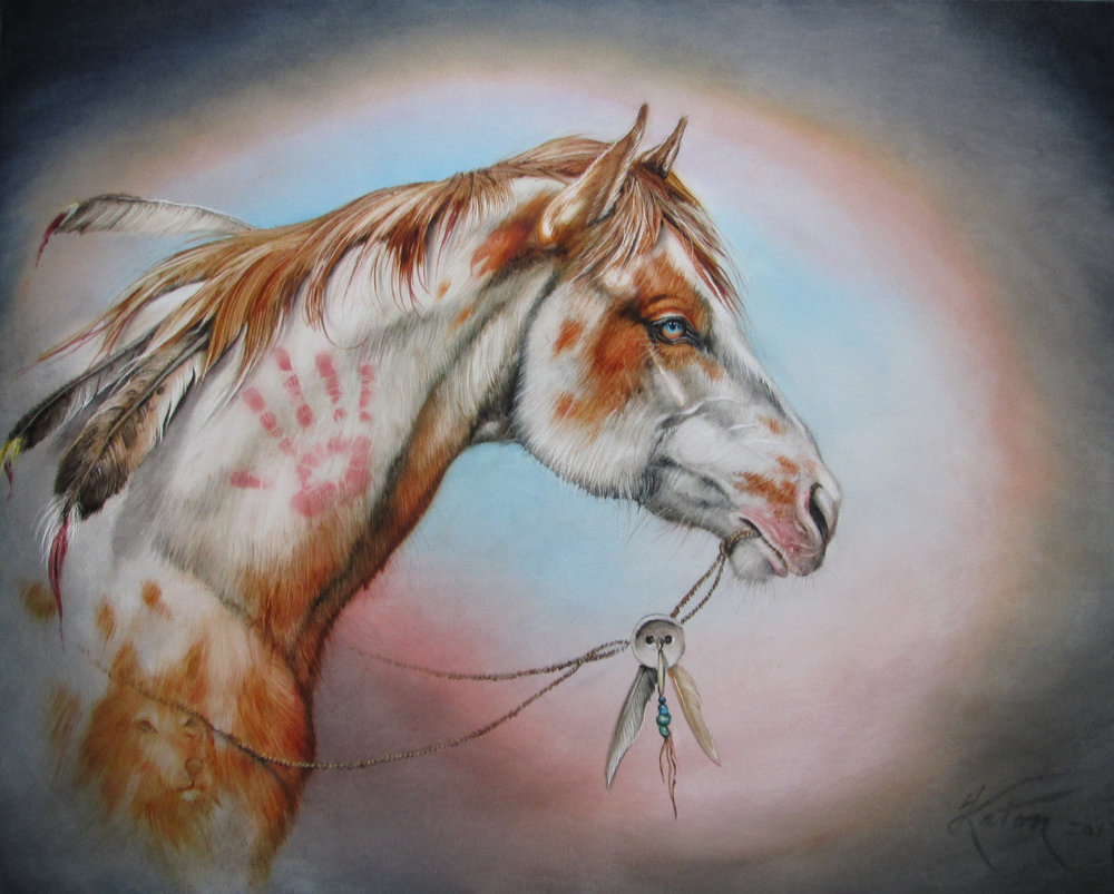 Handprint Horse .JPG