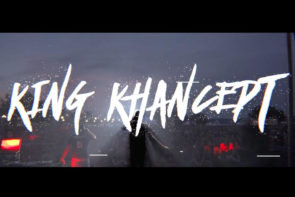 King khancept promotional - Common Ground Music Festival, 2018.