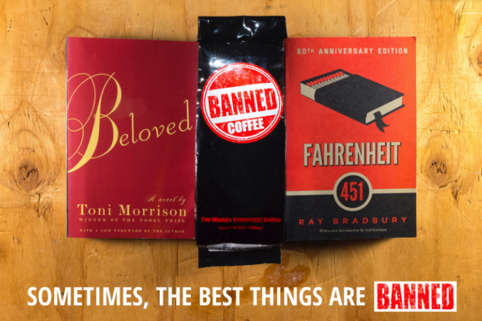 Banned coffee - Sometimes, the best things are banned.