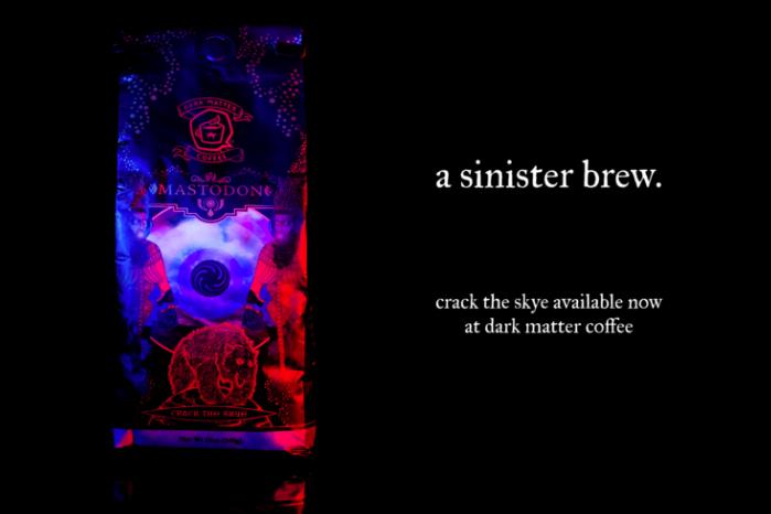 "Dark Matter ""Crack the Skye"" - A sinister brew."