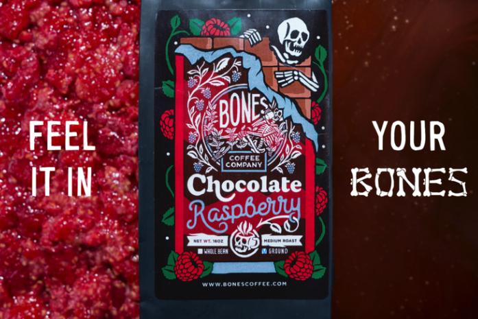 Bones Coffee Company - Feel it in your bones.