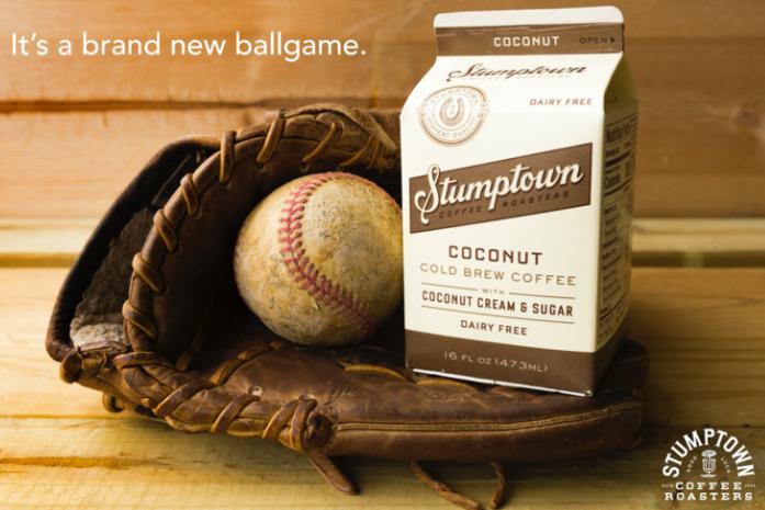 Stumptown Coffee Roasters - It's a brand new ballgame.