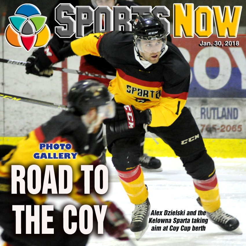 SportsNow Cover