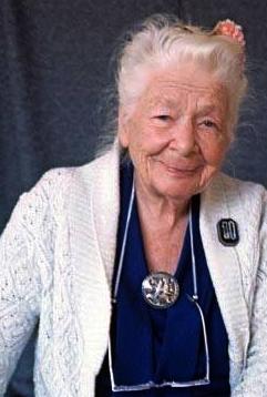 Dr. Ida Rolf – Founder of Structural Integration