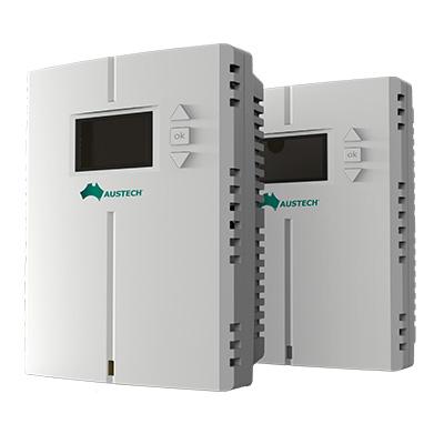 carbon monoxide CO2 detector monitor