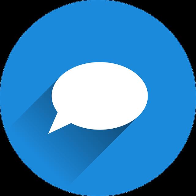 Blog Commenting Symbol