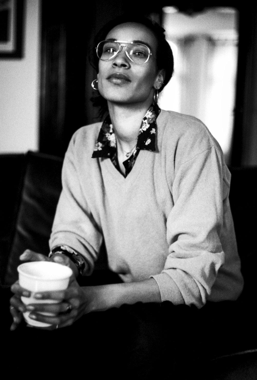 Natalie Helsen by Hannah Frank Dusar in Antwerp, Belgium