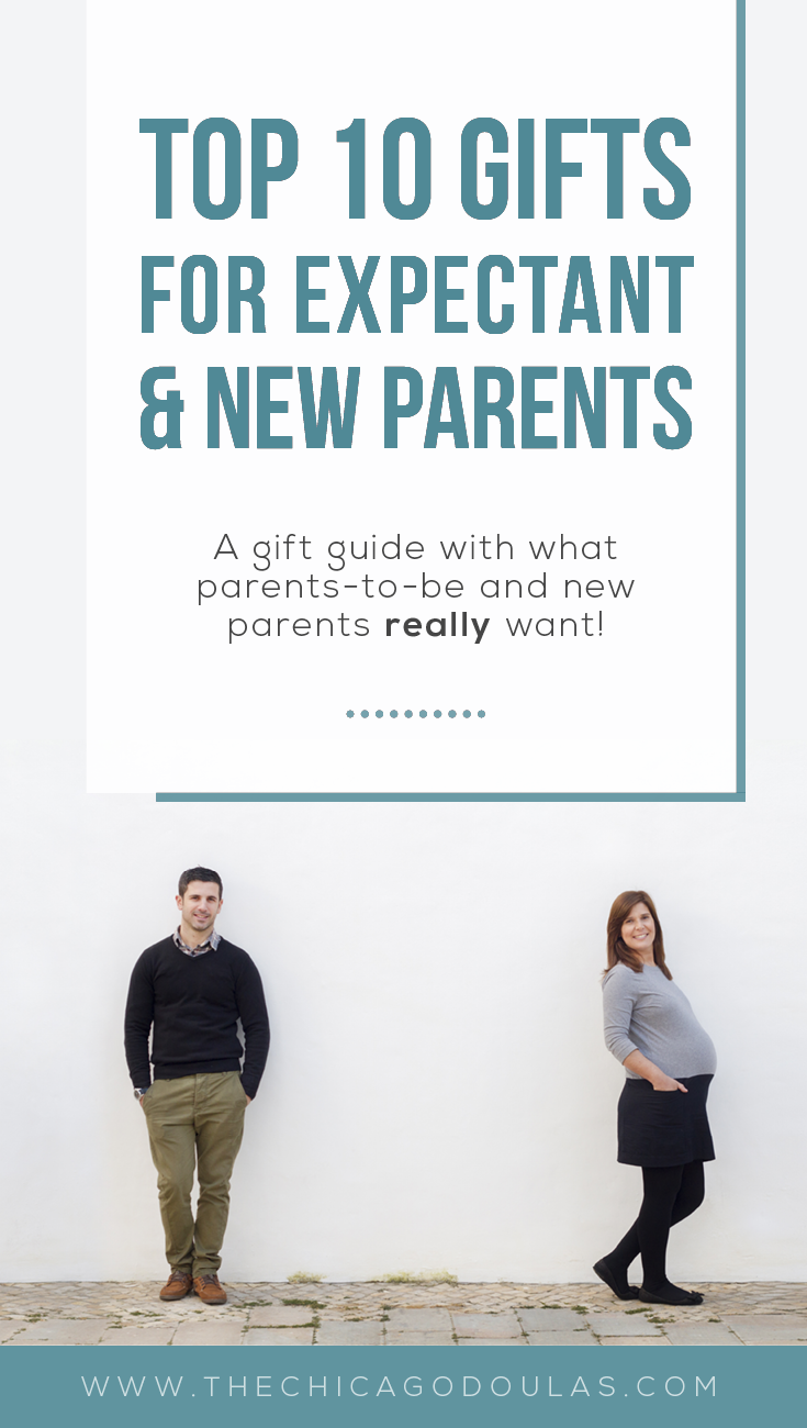 Top Ten Gifts for New Parents, Gifts for Expectant Parents, What to Buy New Parents