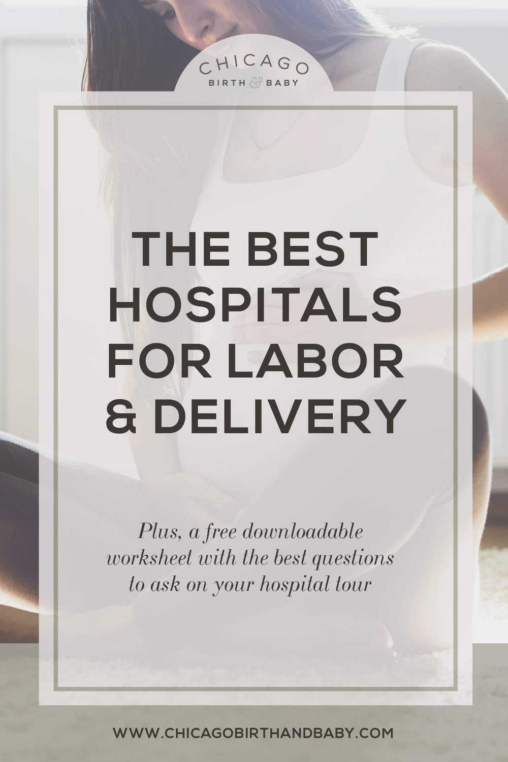 Questions to ask on hospital tour for labor, birth and delivery | Chicago Birth and Baby | What to Know About Hospital Tours
