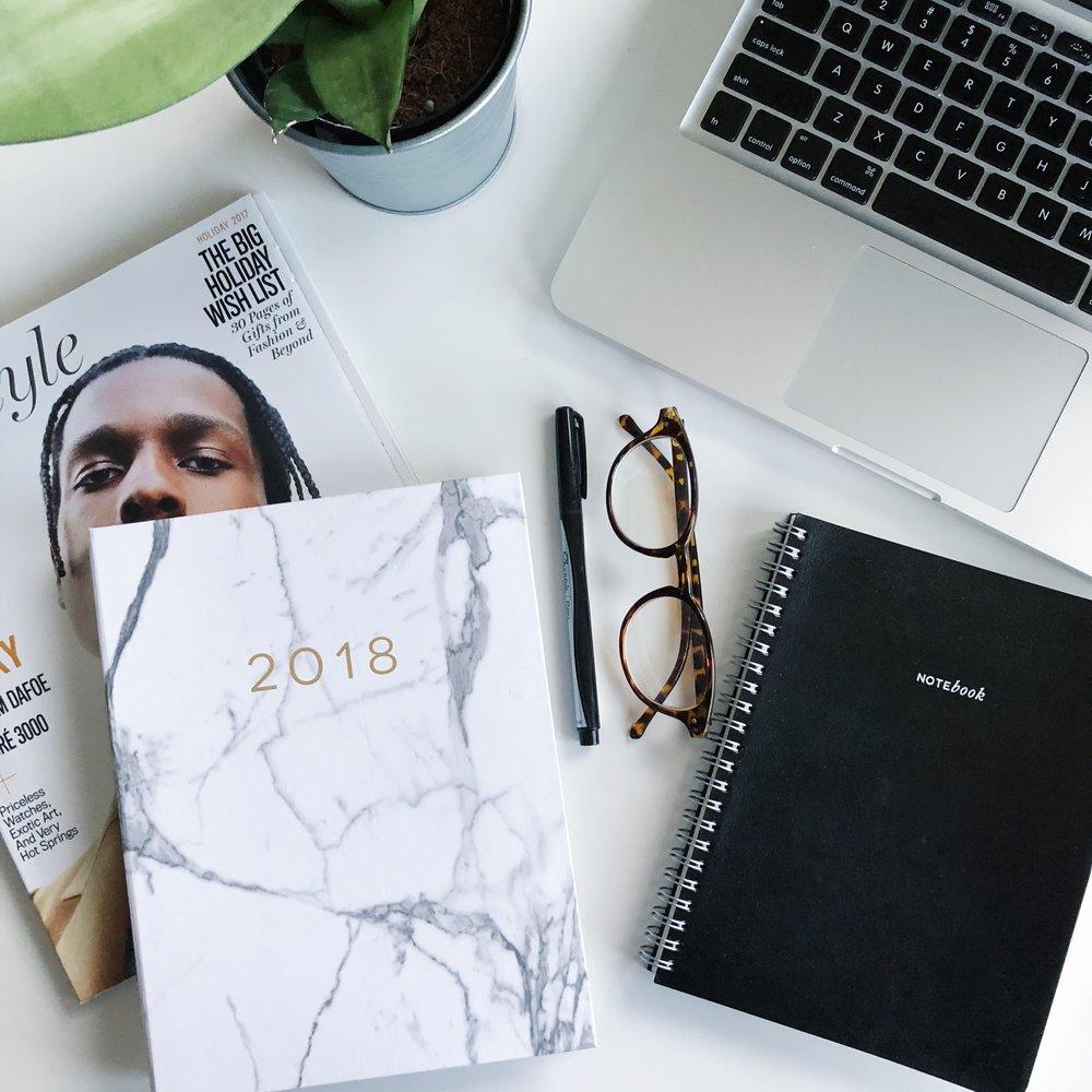 dreaspeaks planner 2018