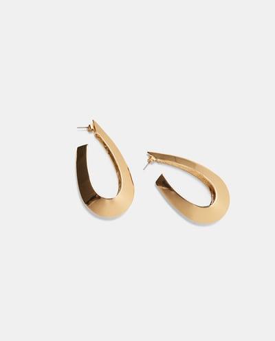 Zara hoops