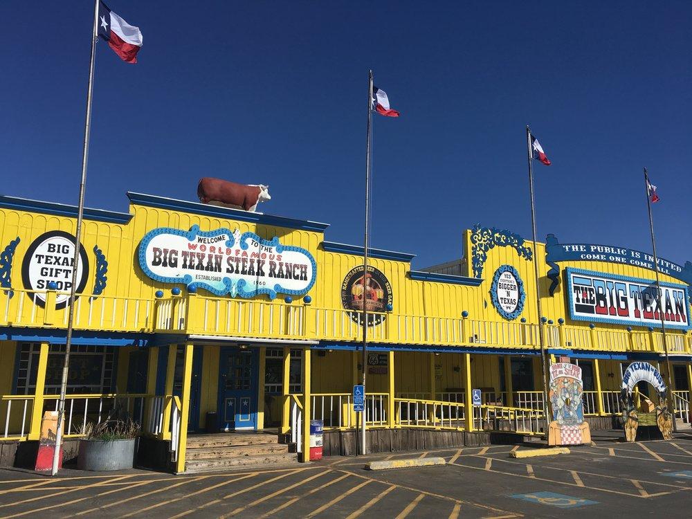 big texan steak house
