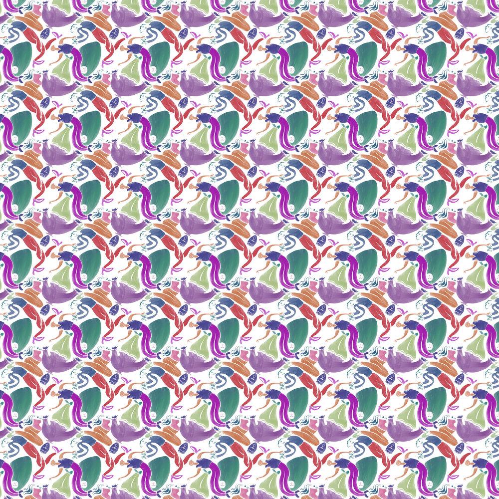 Flim Flam People Pattern_society6.jpg