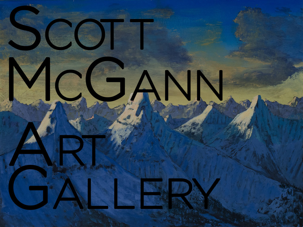 **New** Check out some of Scott's paintings!