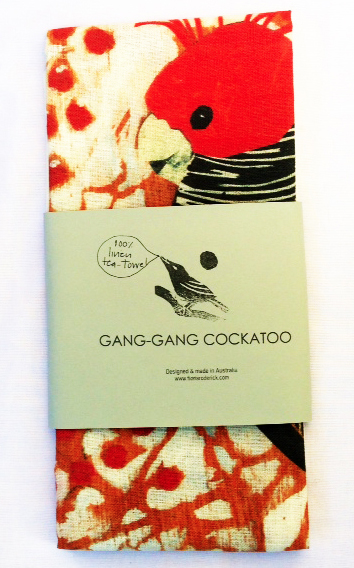 Gang-Gang Cockatoo