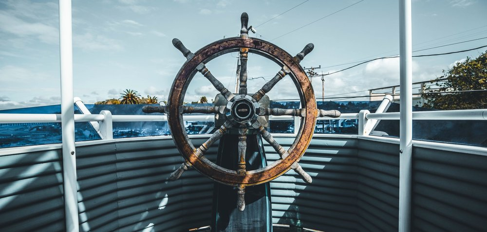 You are the captain of your ship, how will you navigate in 2017? Photo: Joseph Barrientos
