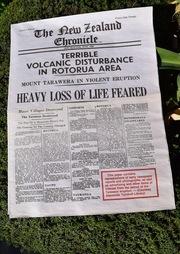 souvenir NewsPaper