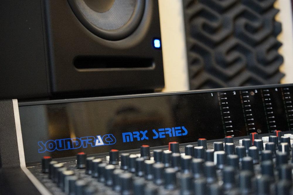 Soundtracs MRX 24