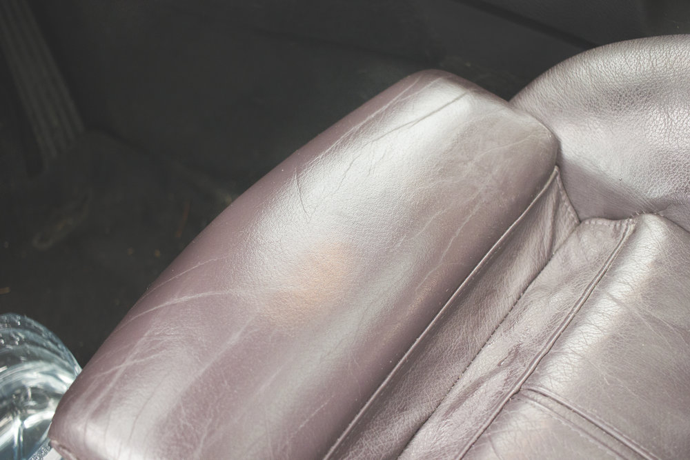 Mömus bmw e39 aubergine leather interior sport seats After