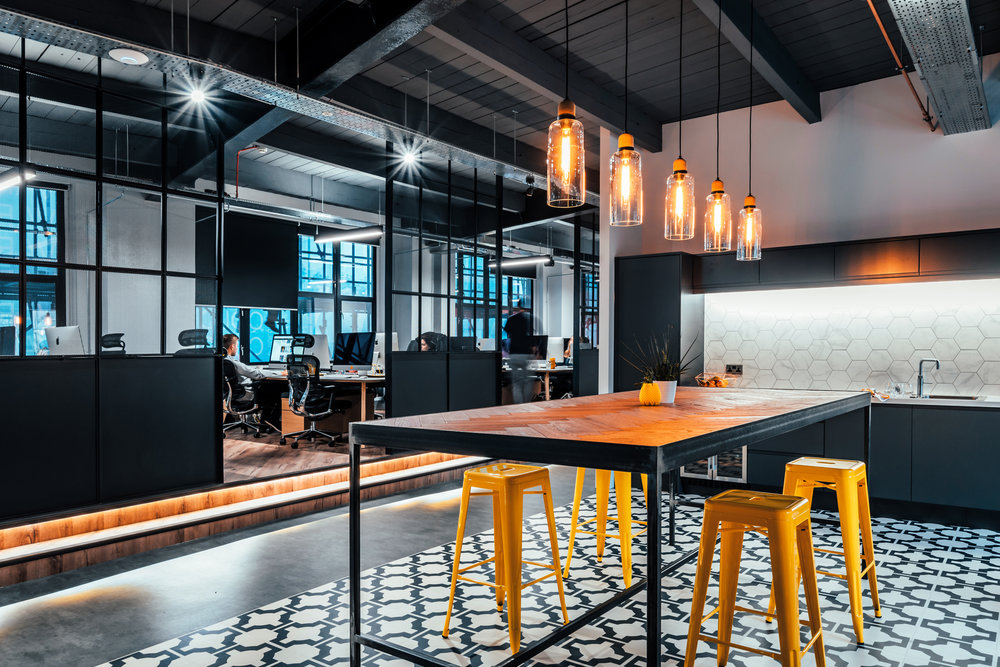 Engage - While Engage were searching right across Leeds for a brand new office, we helped them realise that the true potential was just a couple of floors below their existing office in Munroe House in Leeds.