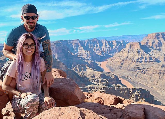 Bucket list:  Hike to the top of the Grand Canyon ✔️