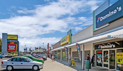 Bribie Retail Centre, Bribie Island